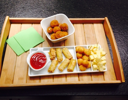 Finger Food arrangement